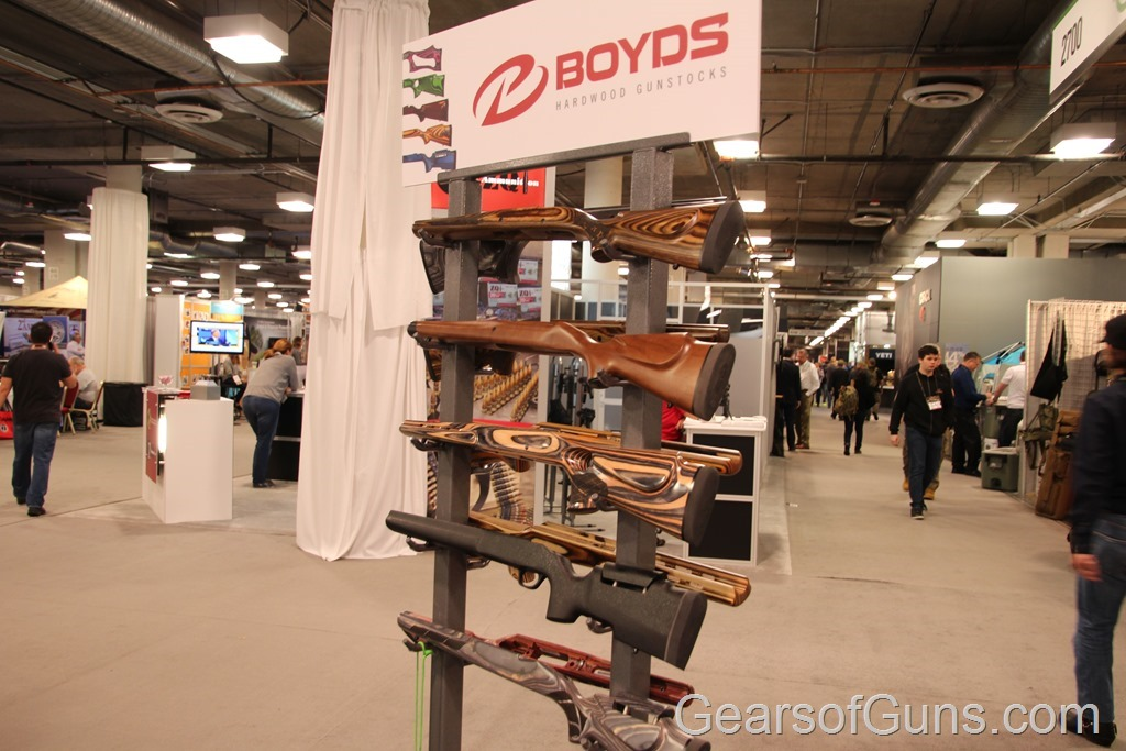 Cool Gunstocks by Boyd
