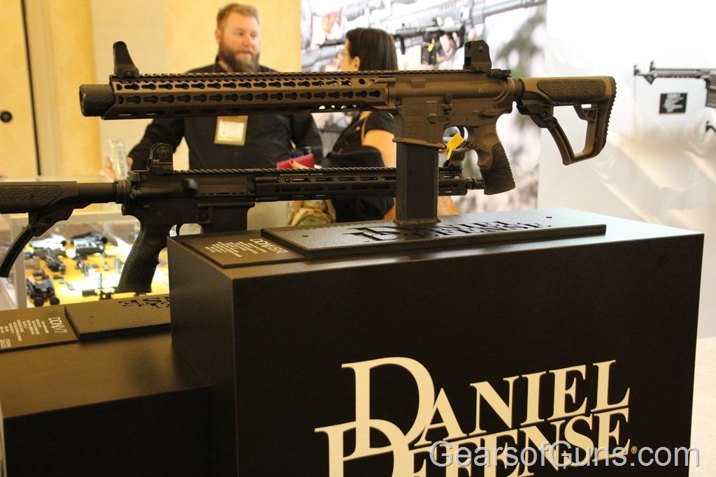 Daniel Defense AR Style Platform
