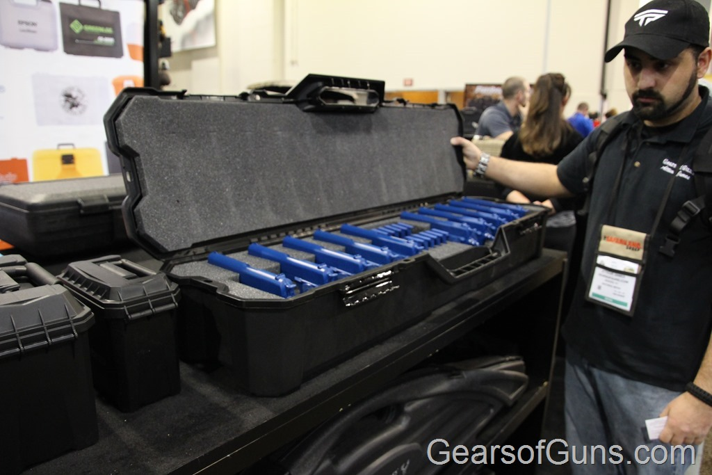 Flambeau Multi Pistol Gun Case