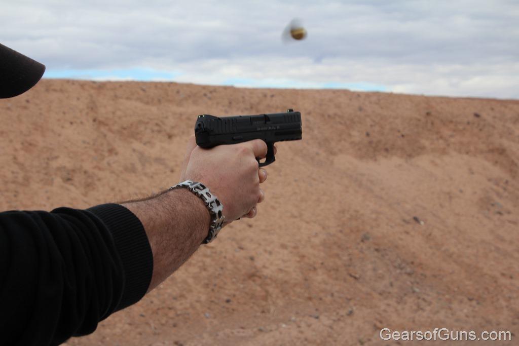 H&K VP-9 Pistol