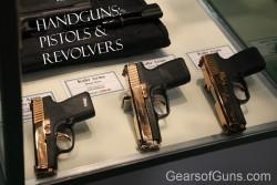 Handguns: Pistols and Revolvers