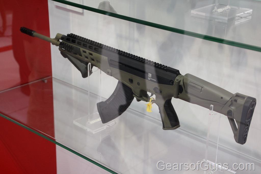 Kalashnikov USA New AK hybrid _thumb