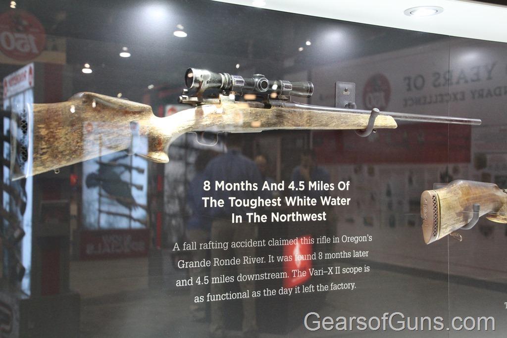 Lost Gun Story 1