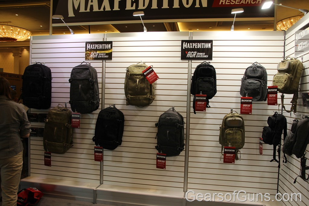 Maxpedition Bags & Range Gear