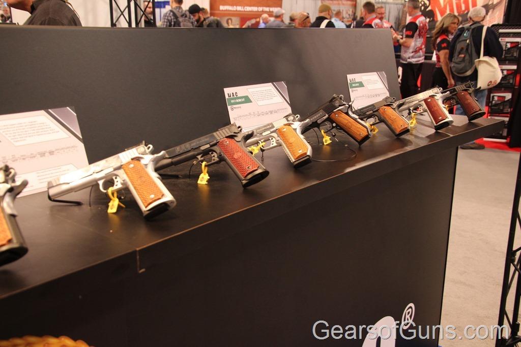 Metro Arms Pistols