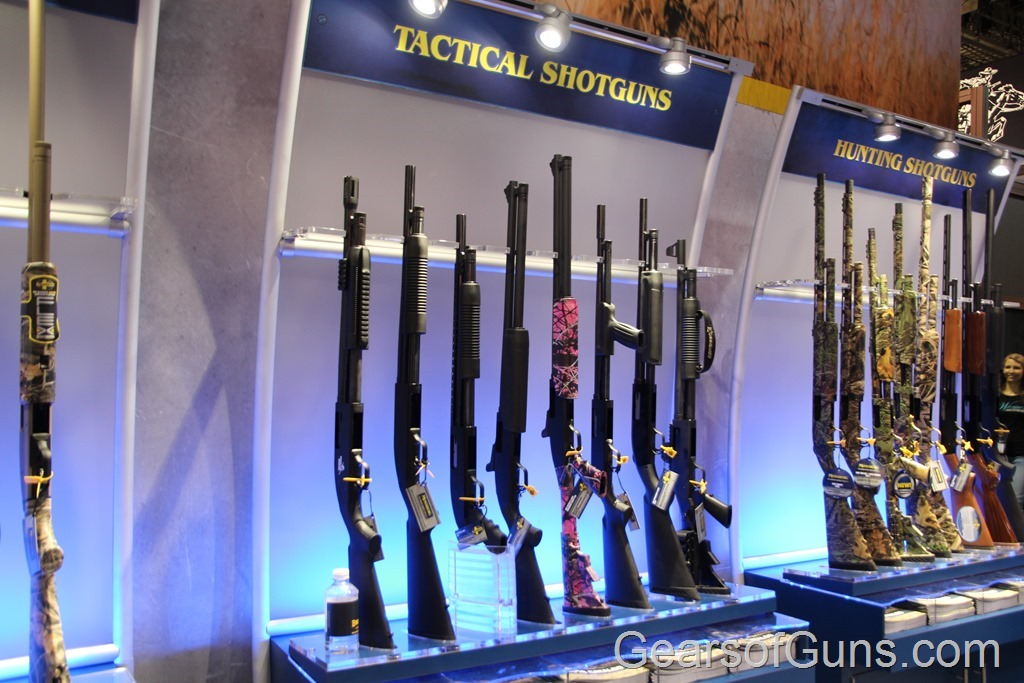 Mossberg Tactical Shotguns
