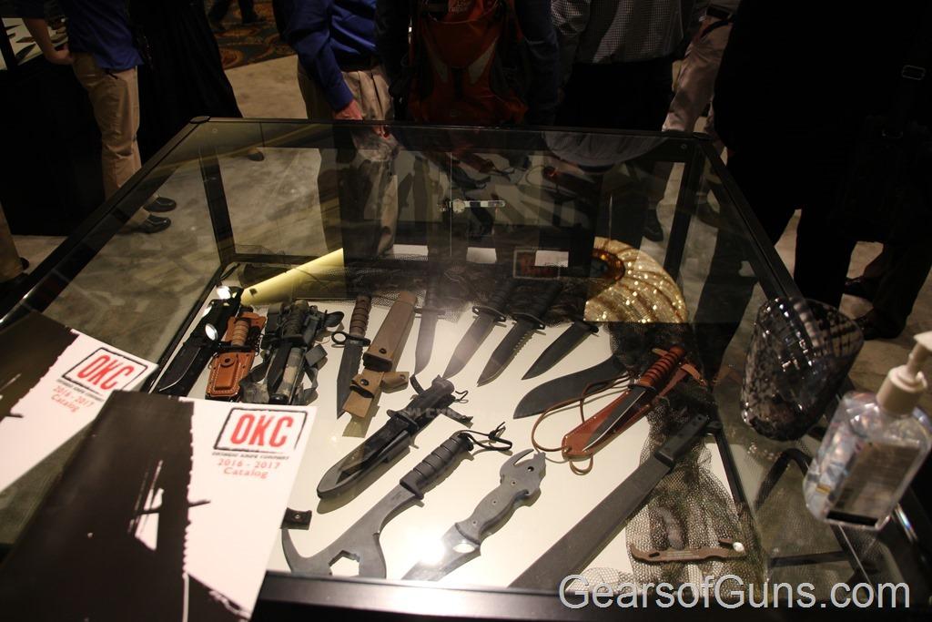 OKC Knives