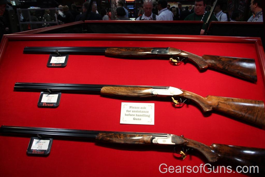 Perazzi Shotguns