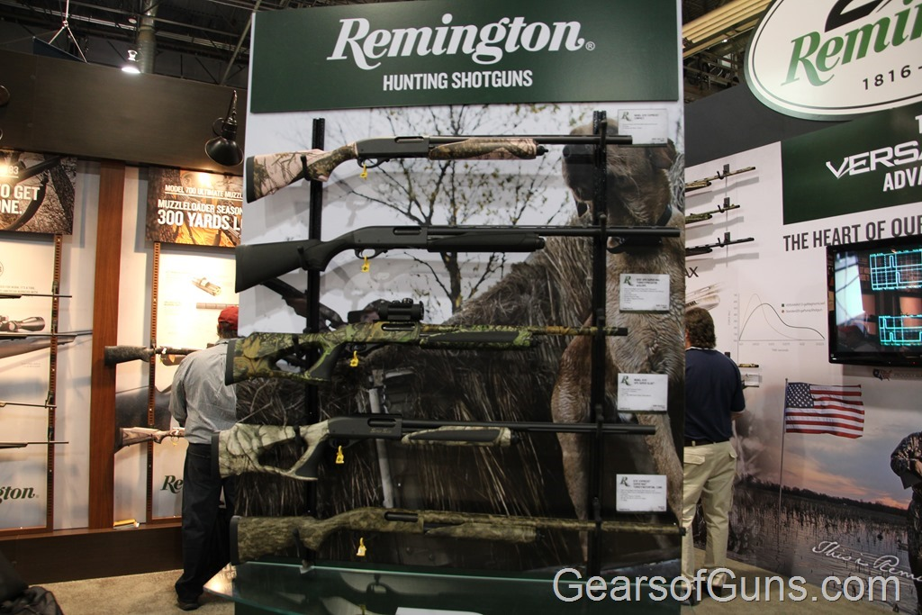 Remington Shotguns