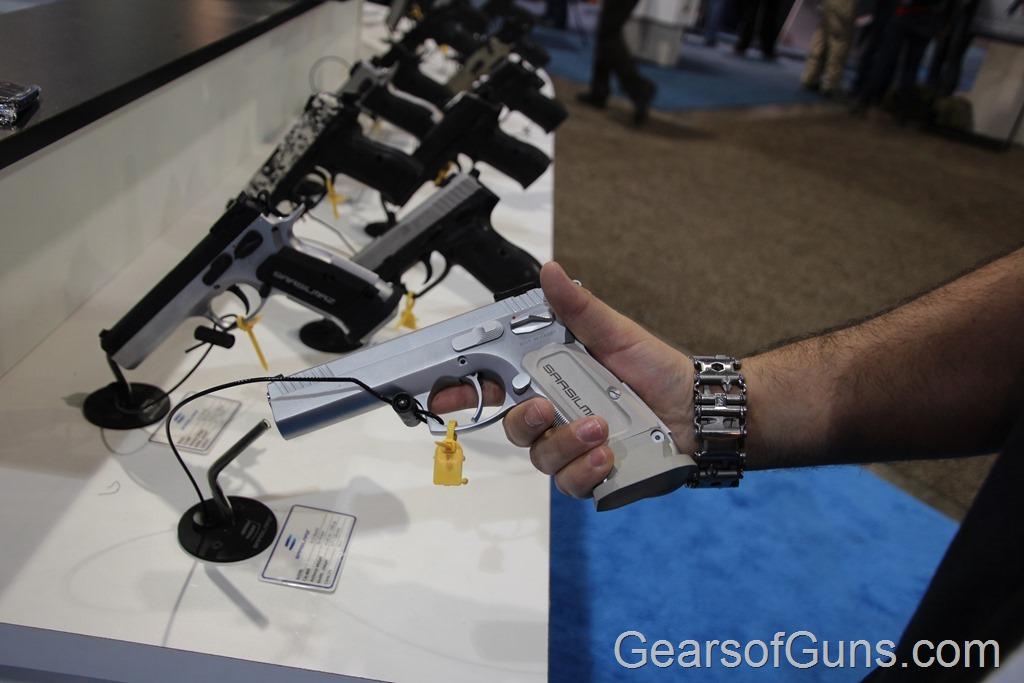 Sarsilmaz Handgun