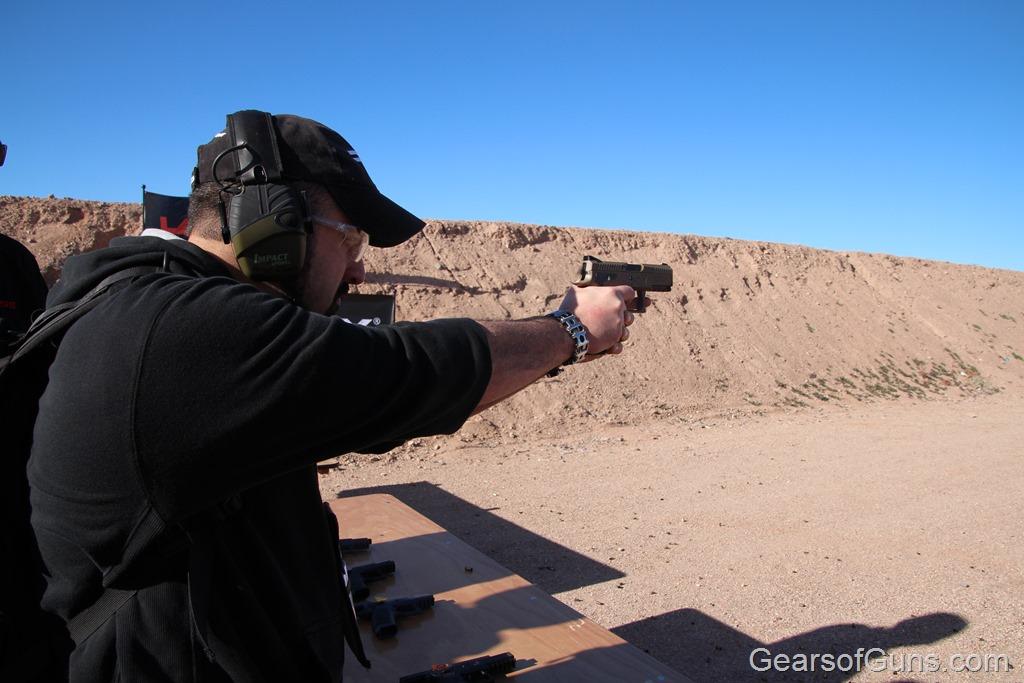 Sphinz Pistol