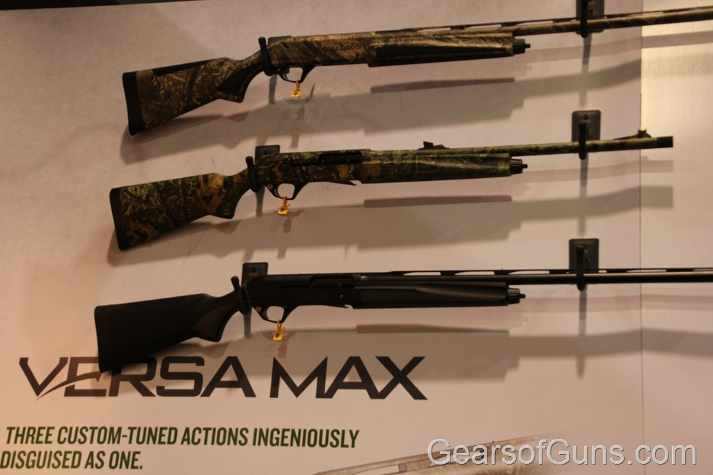 Versamax Remington Shotgun