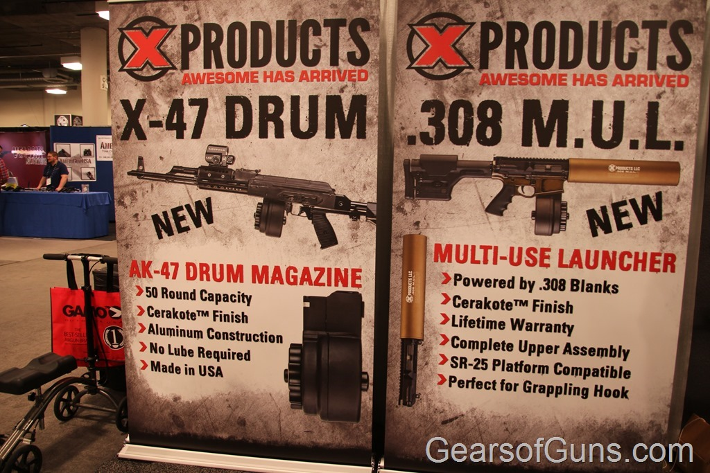 X producs Drum Mags
