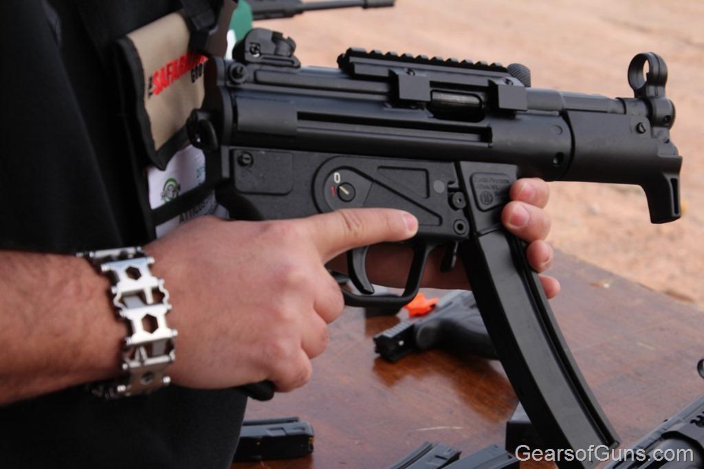Zenith Firearms Roller Locker MKE Z5K