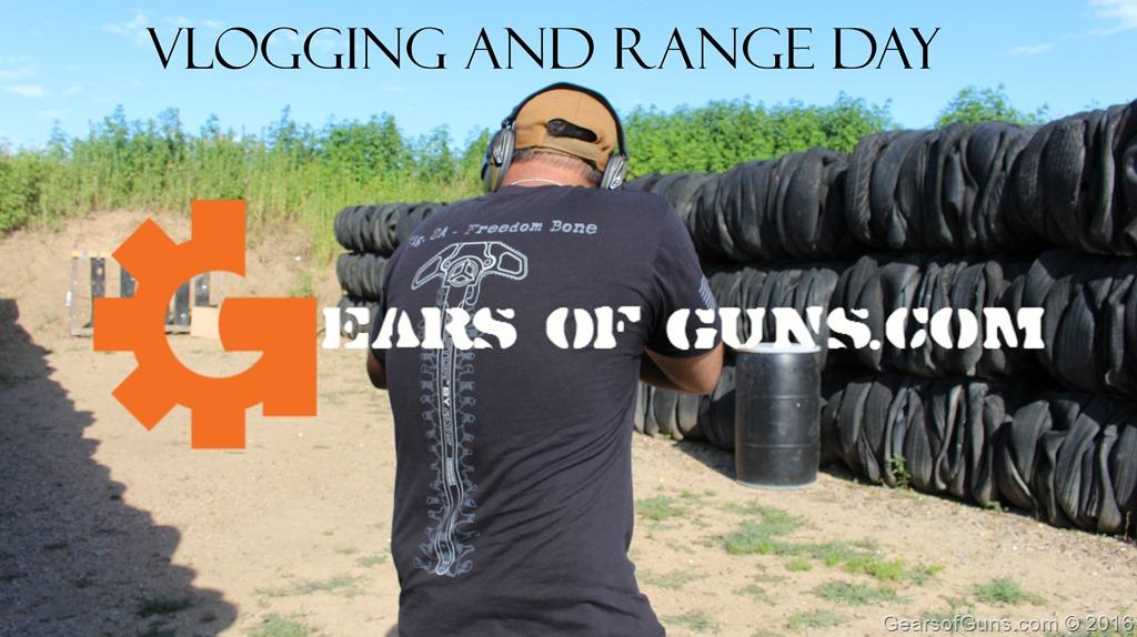 Range Day Vlog