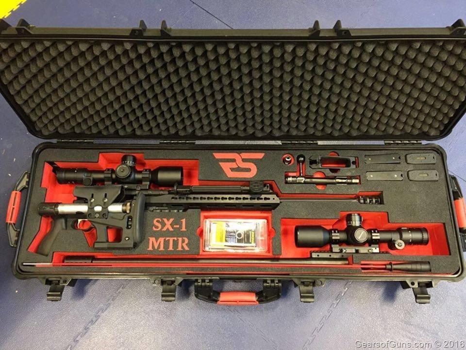 Ritter and Stark – SX-1 MTR