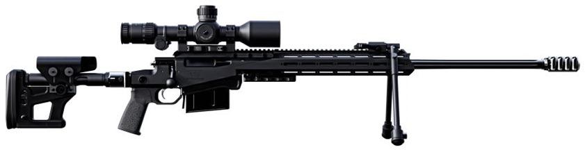 Ritter & Stark SX-1 MTR Sniper Rifle