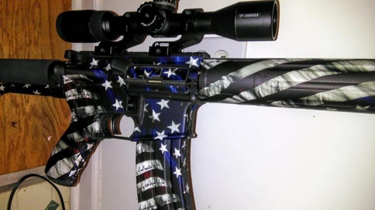 American Flag AR