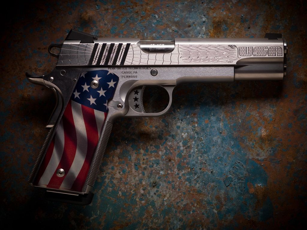 Stars and Stripes Featured Firearms | Gears of Guns