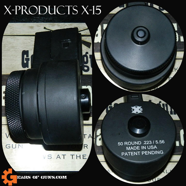 X-Products X 15 drum
