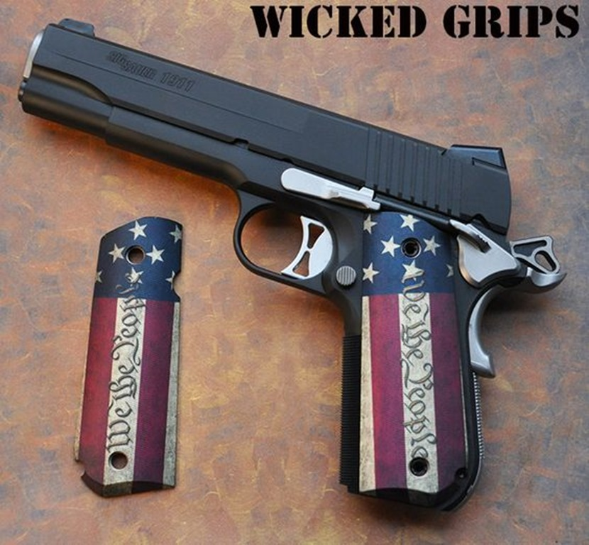 We The People SIG 1911