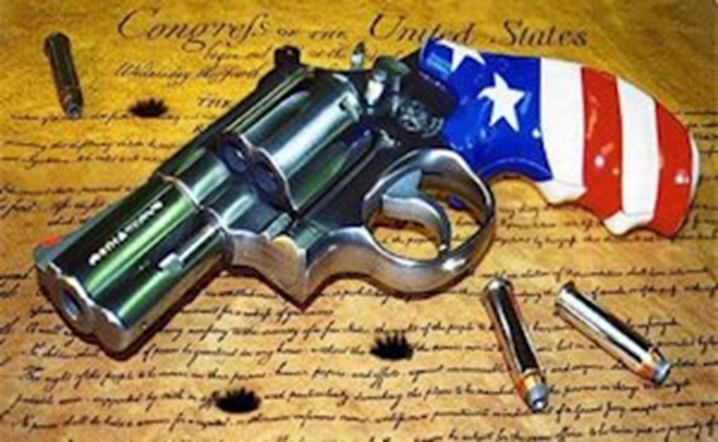 Constitution Revolver