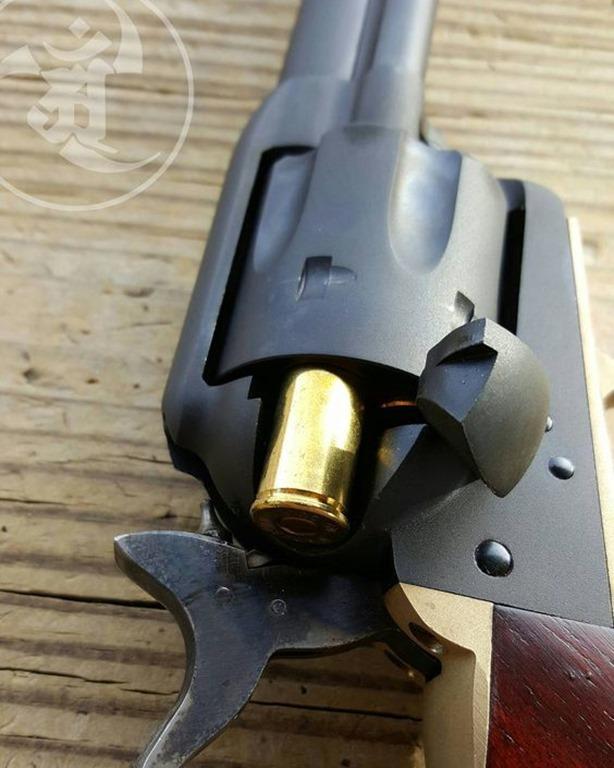 .45 Long Colt Revolver