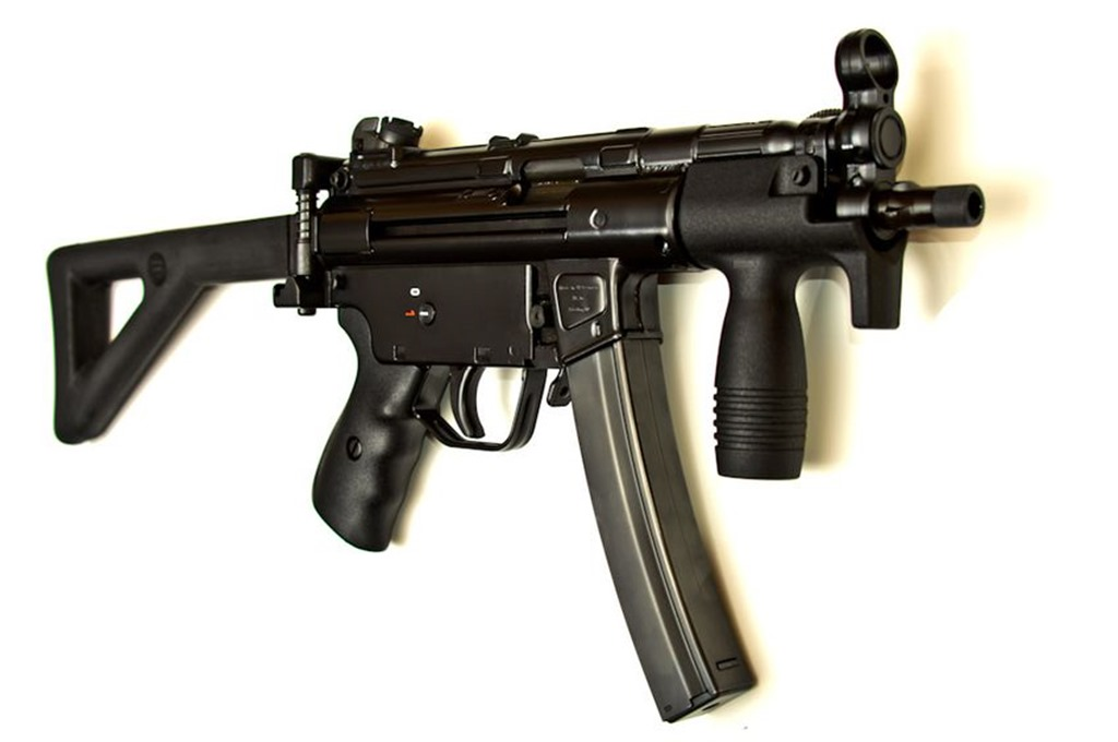 H&K Gears of Guns 2