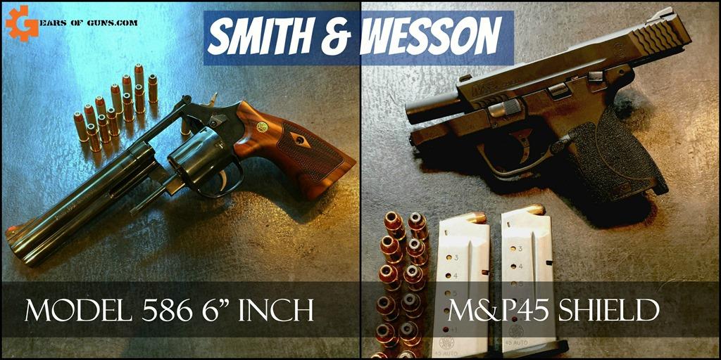 M&P45 Model 586 Video
