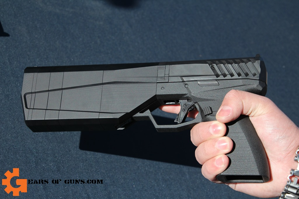 Maxim 9 SHOT Show Media Day 2016