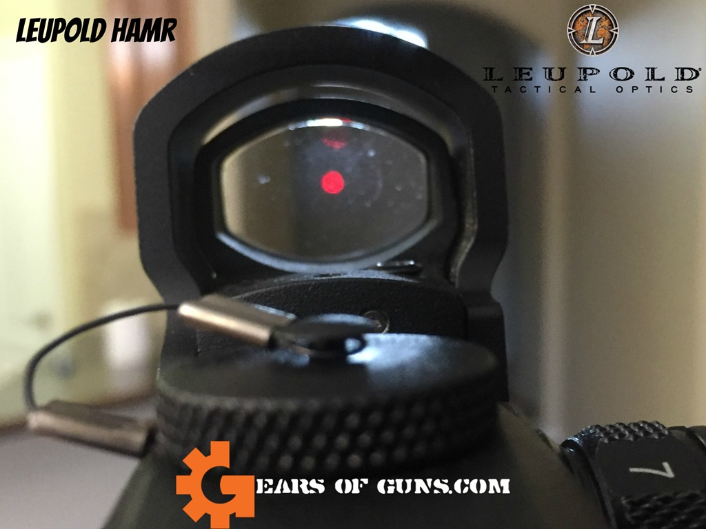 Red Dot Leupold Hamr