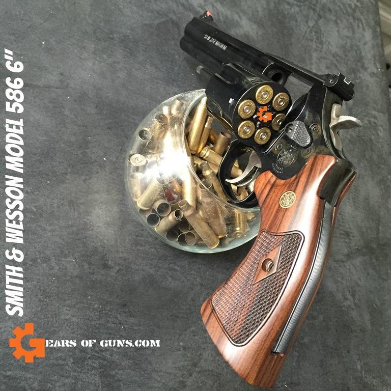 S&W 586