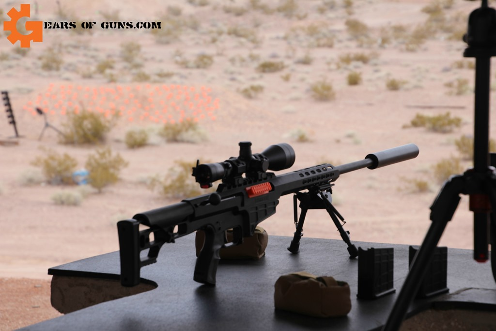 Suppressed MRAD
