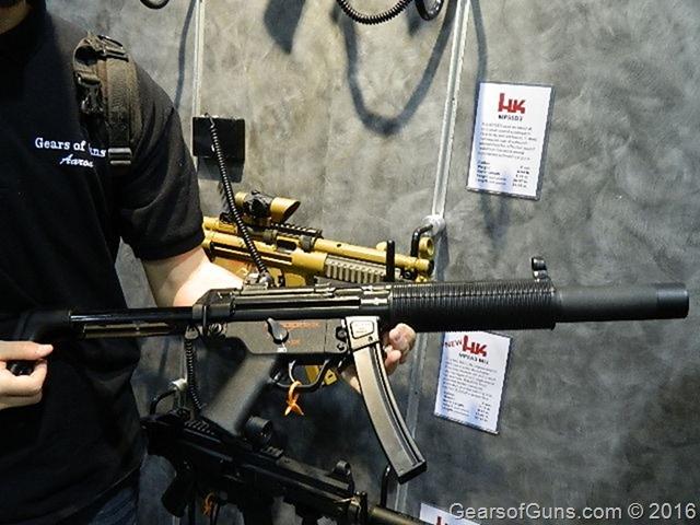 H&K MP5SD