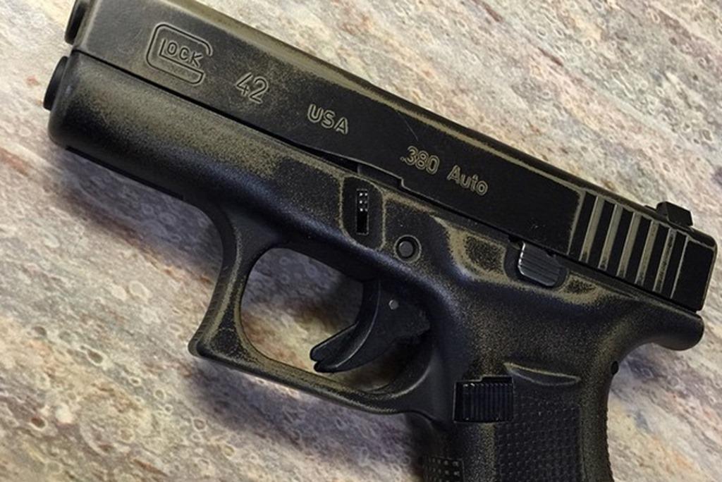 SICK 380 Glock