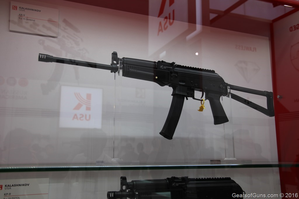 K-USA 9mm AK