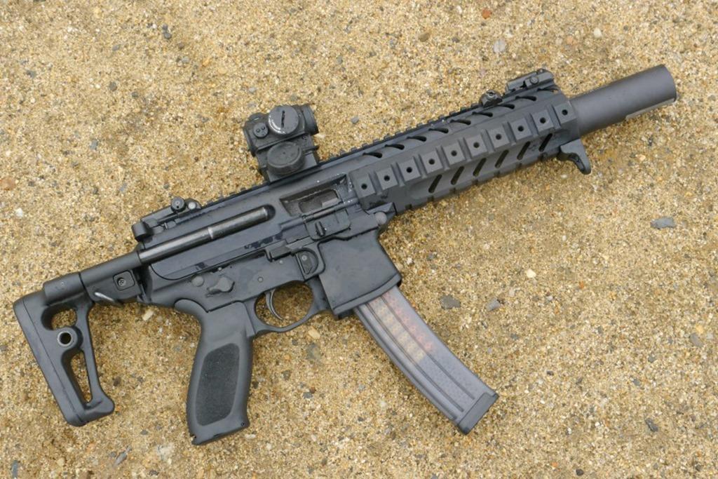 SIG MPX 9mm