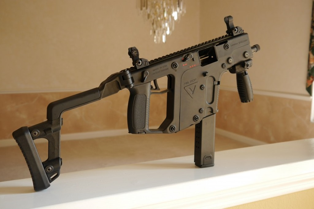 Kriss 9mm Carbine