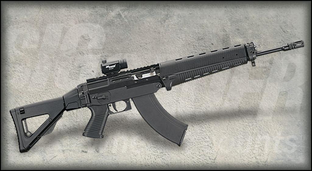 Sig556XI Russian