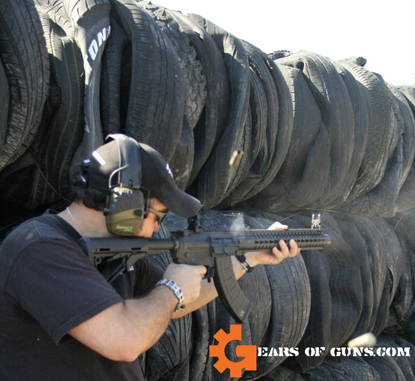 CMMG MK47 Krink