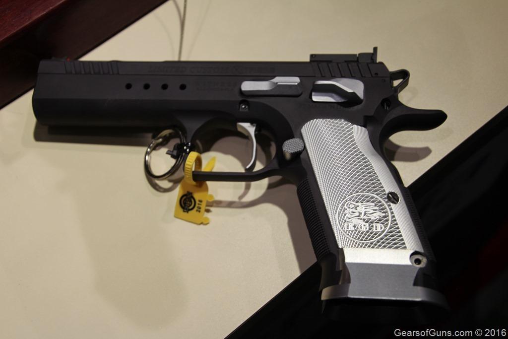Tanfoglio pistol