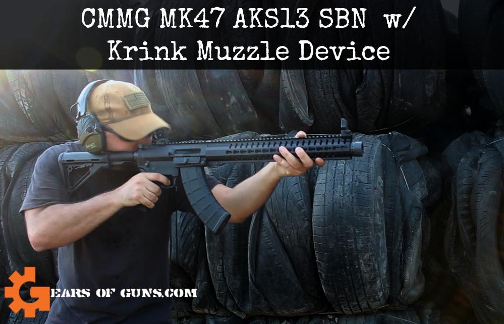 CMMG Krink YT