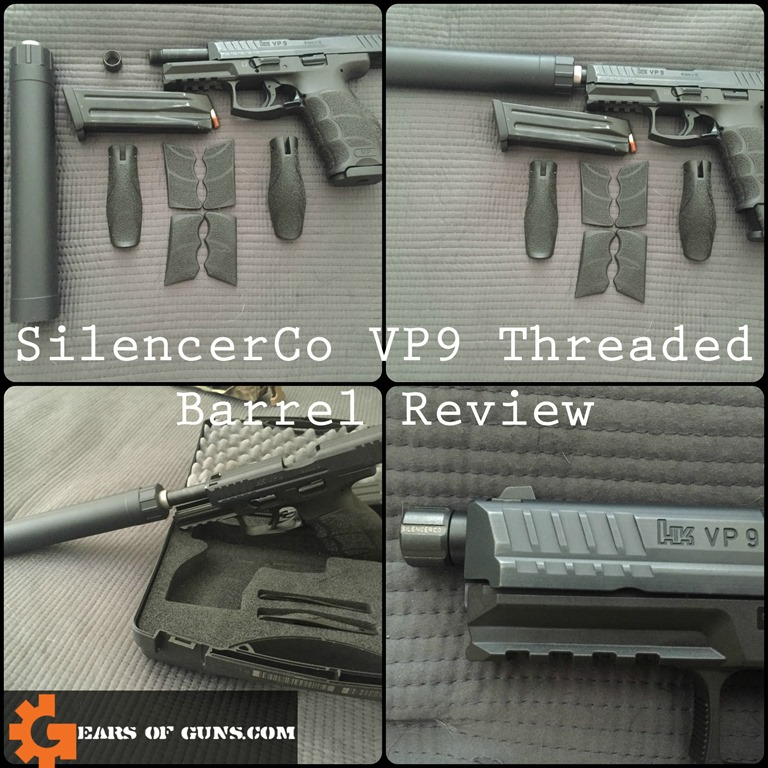 SilenecerCo VP9 Barrel Review