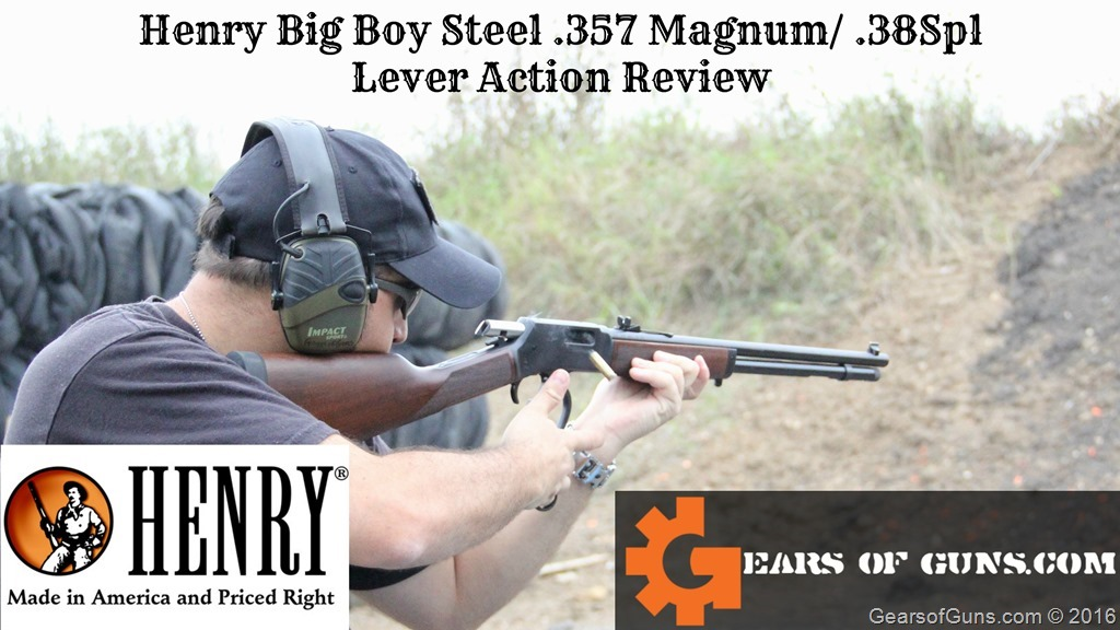 Henry Big Boy Cover