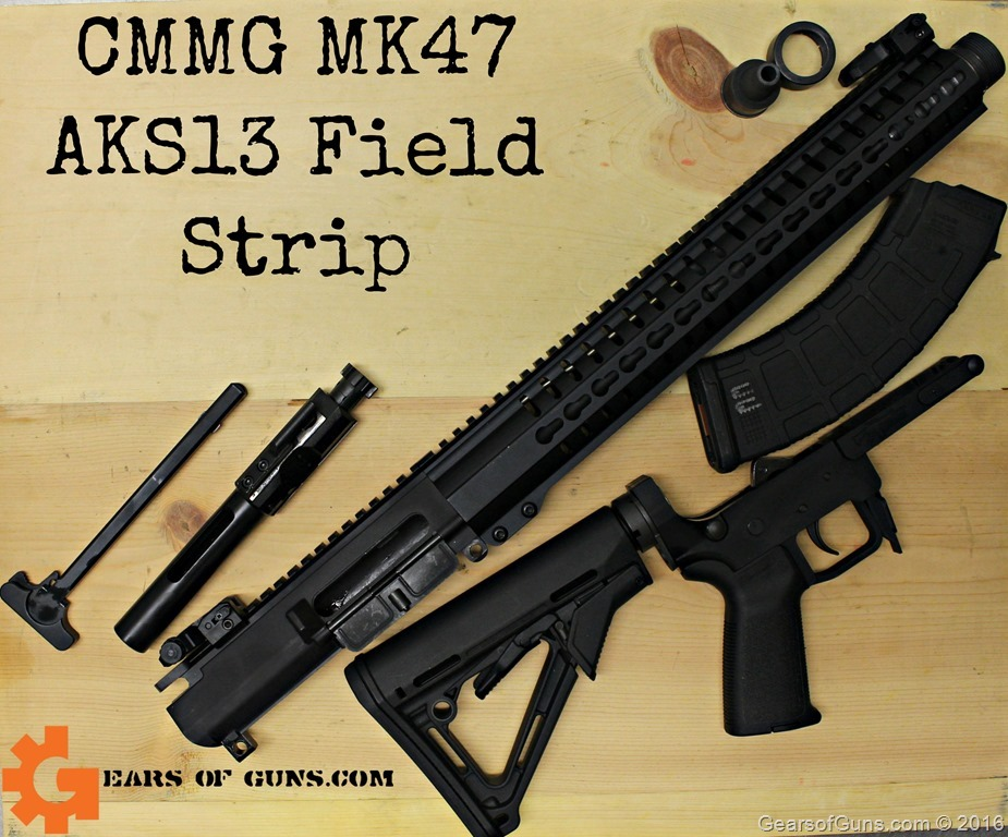 CMMG Field Strip Video