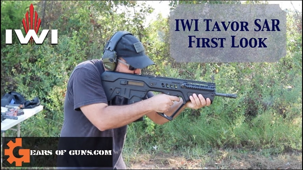 Video: IWI Galil Ace  308 First Look - Gears of Guns