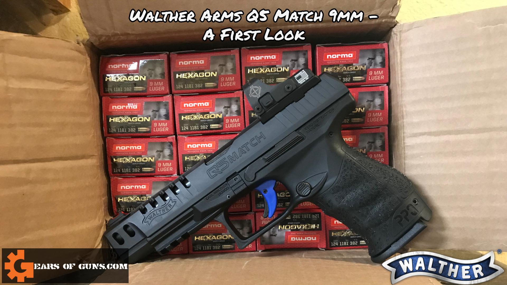 9mm Archives - Gears of Guns